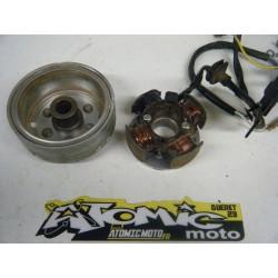 AXE ROUE ARRIERE GASGAS 450 FSE 2003
