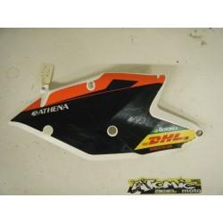 PLAQUE LATERALE DROITE KTM EXC/EXCF 17/19