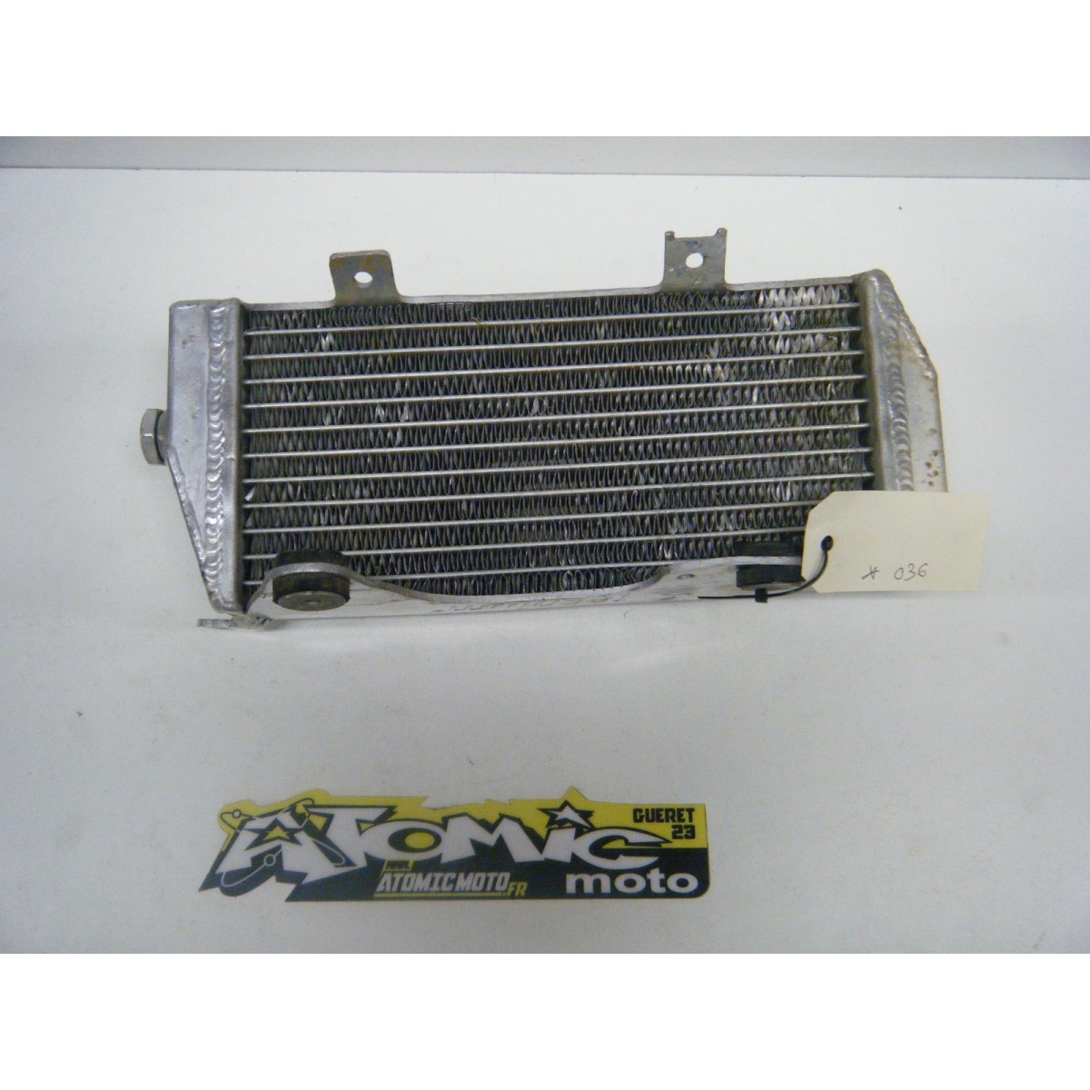 DURITES REFROIDISSEMENT KTM 125 EXC 2002