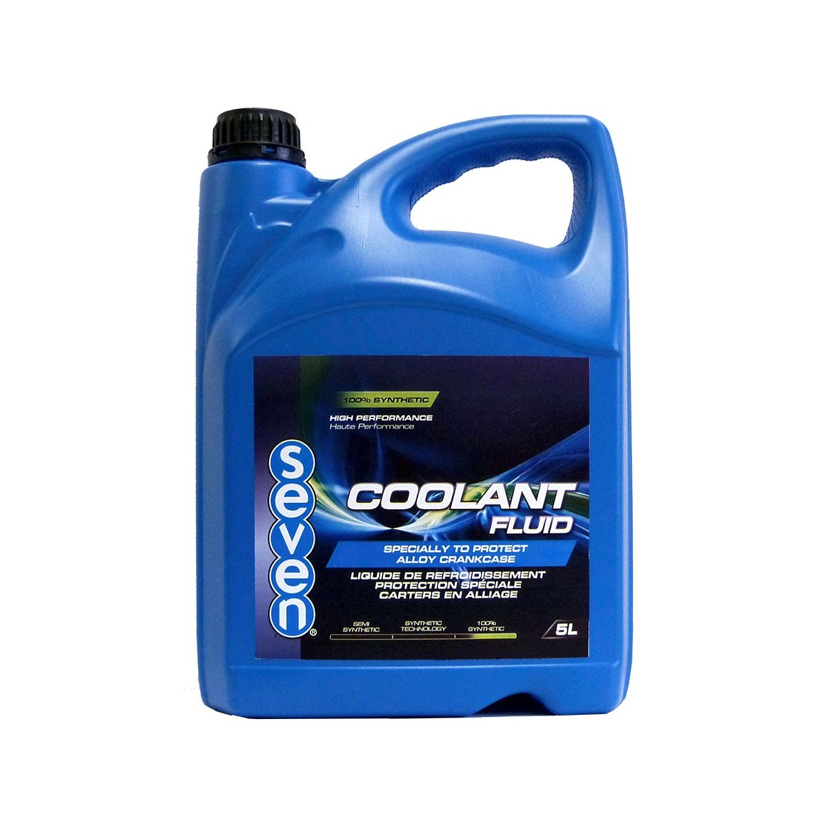 Liquide de refroidissement SEVEN COOLANT FLUID - 5L