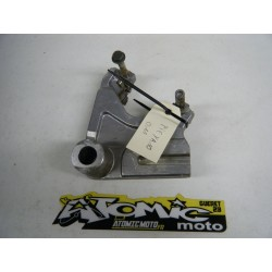 Platine étrier de frein arrière YAMAHA 125 DTR 2001