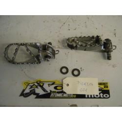 Repose pieds KTM 125 SX 2011