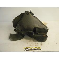 Boitier de filtre à air complet KTM 200 EXC 2002