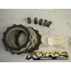 Disques d'embrayages / Ressorts  KTM 200 EXC 2002