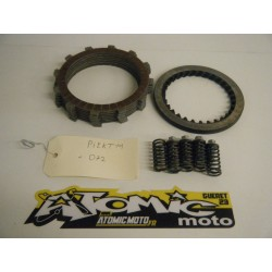 Disques d'embrayages / Ressorts  KTM 85 SX 2009