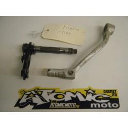 Axe de sélecteur et sélecteur KTM 85 SX 2009