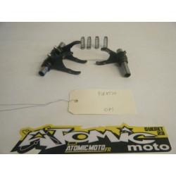 Axe et fourchette de boite  KTM 250 EXCF 2011