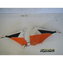 Caches boîte à air KTM 16