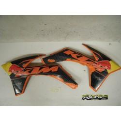 Paire d'ouies KTM EXC EXC-F 12/13