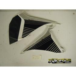 Cache boîte à air KTM EXC EXC-F 12/13