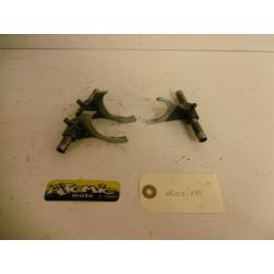 Axe et fourchette de boîte GASGAS 250 EC 2010