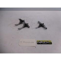 Axe et fourchette de boîte GASGAS 300 EC 2008