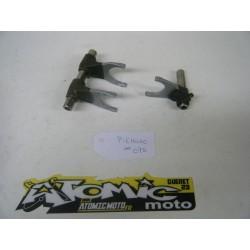 Axe et fourchette de boîte HONDA 250 CR-F 2008