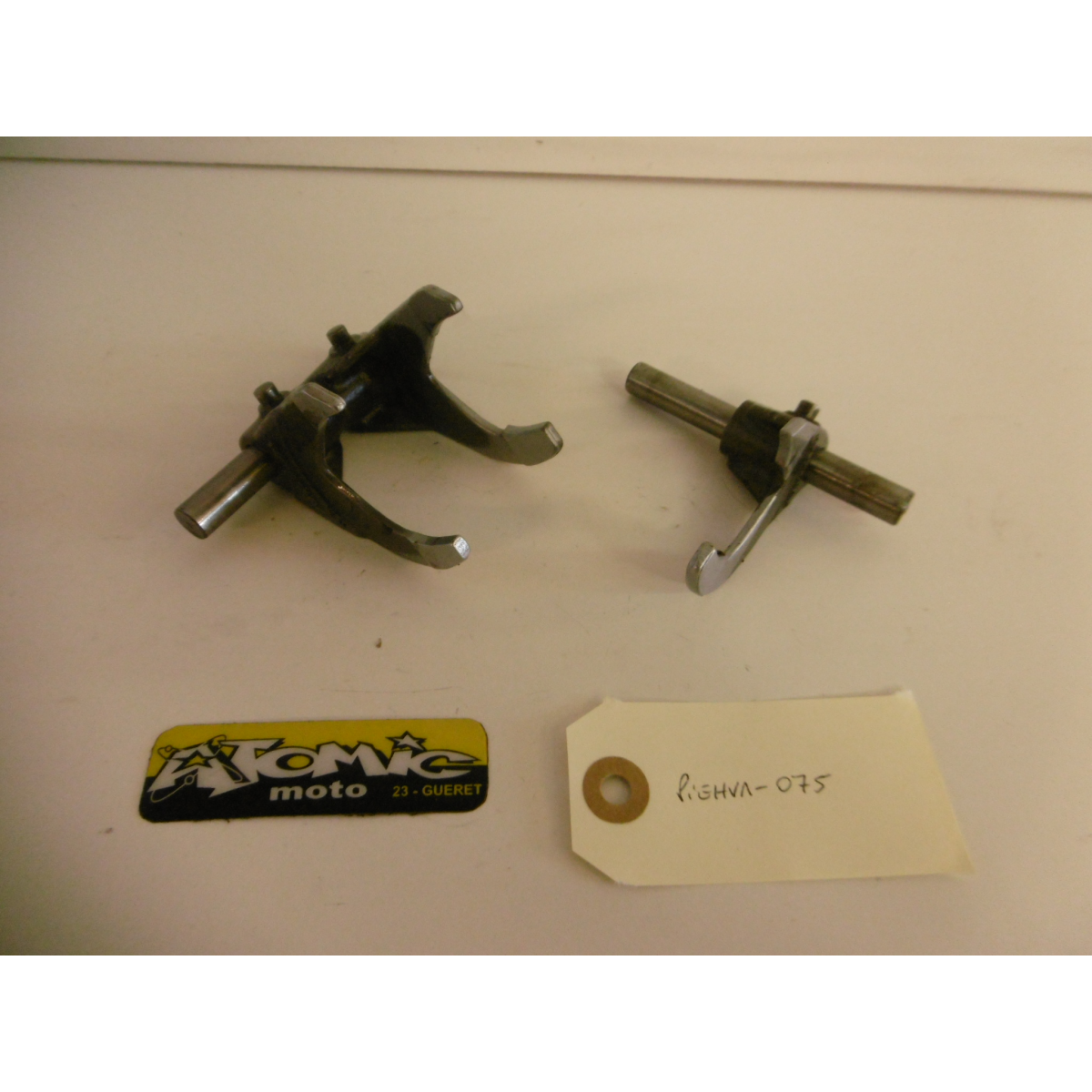 Axe et fourchette de boîte HUSQVARNA 125 WR 2001