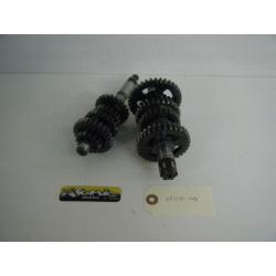 Boîte de vitesses complète YAMAHA 125 Dtlc 1997