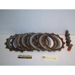 Disques embrayages / Ressorts YAMAHA 125 YZ 1996